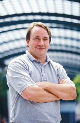 林纳斯·托瓦兹(Linux之父)