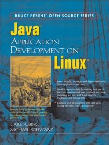 Java application development on Linux