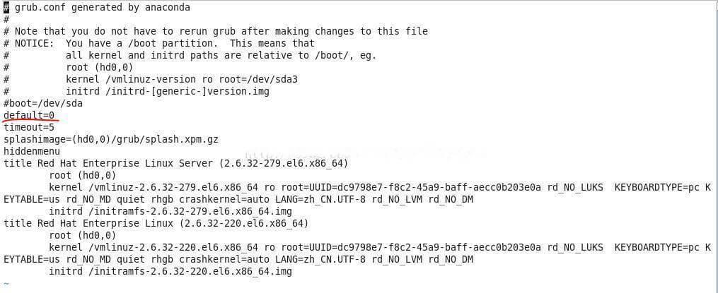 Redhat6.2 linux内核的升降级