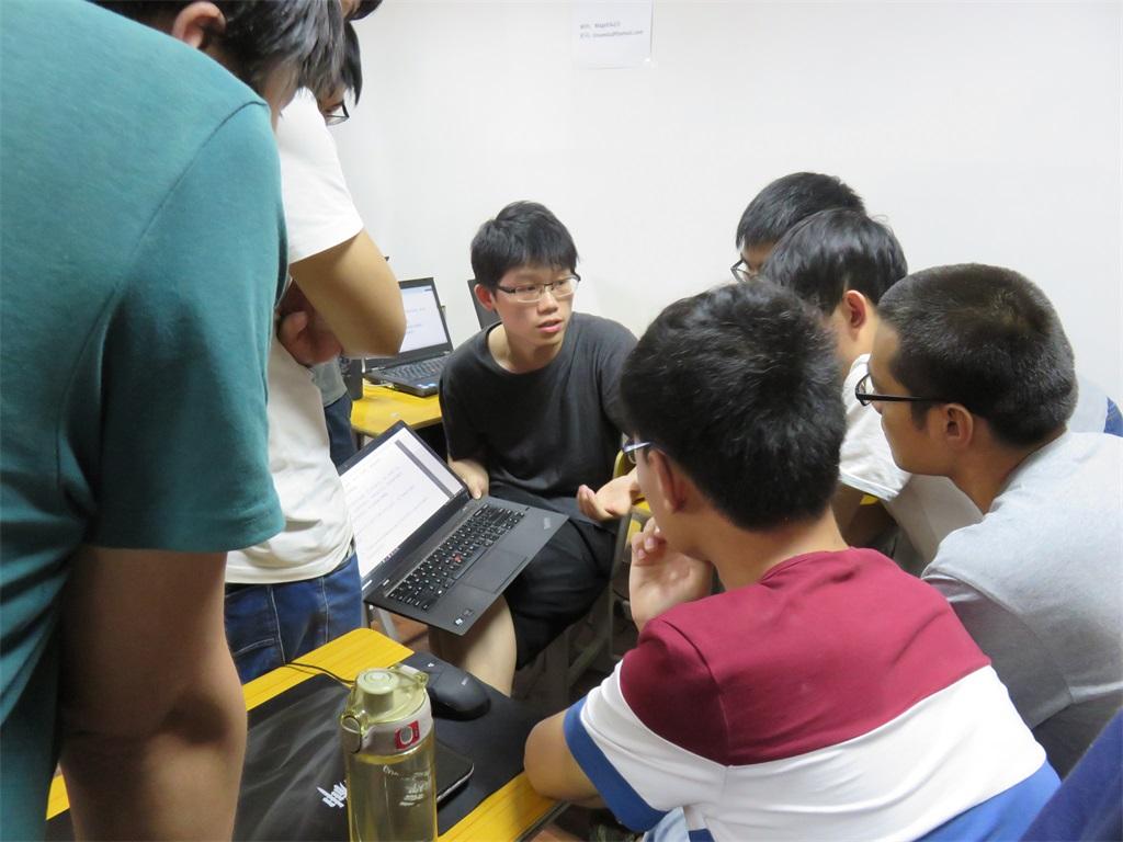 马哥Linux运维精英面授班18期回顾