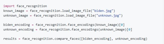 Python基础教程 | Python的开源人脸识别库:离线识别率高达99.38%