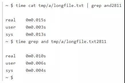 提高UNIX 命令行效率的习惯有哪些?