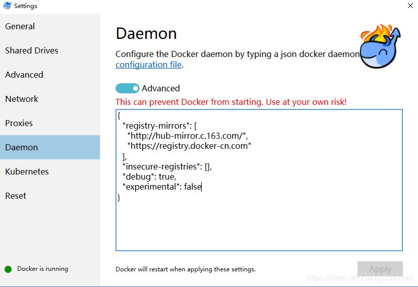 Docker 镜像加速