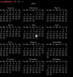 小白入门之六:linux简单命令