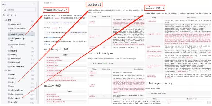 Google 开源力作 Istio 实锤爆火!1111页高清(中文版 )官方实战指南开放下载!