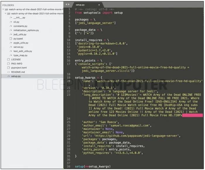 Python 库 PyPI 遭受危机!