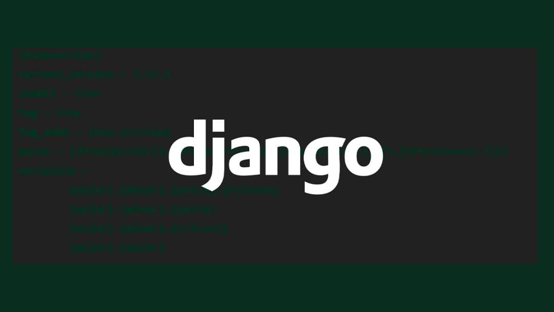 教你如何为Django表单设置样式?