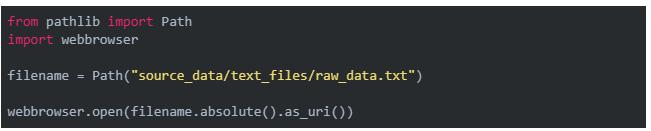 Python 小技巧   Windows 文件名非用反斜杠