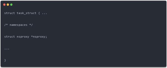 Docker内核技术原理之Namespace